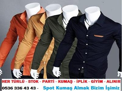 erkek gömlek modası HER TÜRLÜ - STOK - PARTİ - KUMAŞ - İPLİK - GİYİM - ALINIR  0536 336 43 43 -    Spot Kumaş Almak Bizim İşimiz