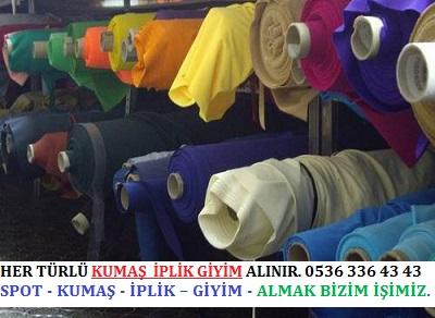 interlok - HER TÜRLÜ KUMAŞ  İPLİK GİYİM ALINIR. 0536 336 43 43