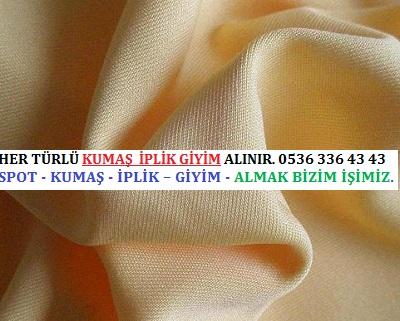 interlok kumaş HER TÜRLÜ KUMAŞ  İPLİK GİYİM ALINIR. 0536 336 43 43