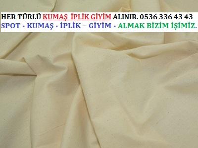 PATİSKA HER TÜRLÜ KUMAŞ  İPLİK GİYİM ALINIR. 0536 336 43 43