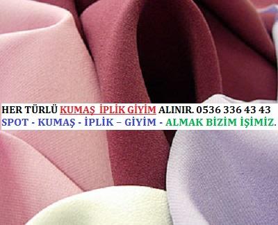 krep HER TÜRLÜ KUMAŞ  İPLİK GİYİM ALINIR. 0536 336 43 43.