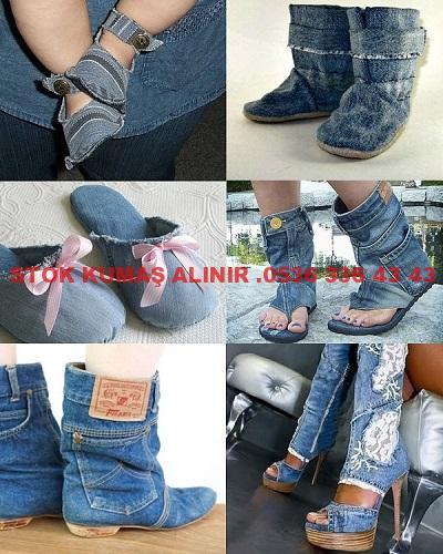 Вещи из джинсов своими руками