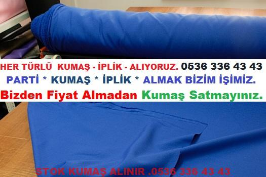 Parti Gabardin Kumaş. Kumaş Alınır. 0536 336 43 43