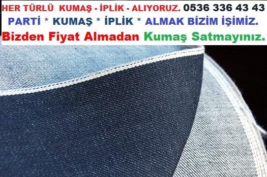 Kot Kumaş Denim Kumaş.