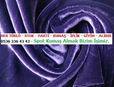 HER TÜRLÜ - STOK - PARTİ - KUMAŞ - İPLİK - GİYİM - ALINIR - 0536 336 43 43 - Spot Kumaş Almak Bizim İşimiz..