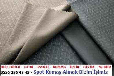 HER TÜRLÜ STOK PARTİ KUMAŞ İPLİK GİYİM ALINIR 0536 336 43 43 Spot Kumaş Almak Bizim İşimiz18 - Eko Tekstil Nelerdir?