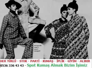 3HER TÜRLÜ STOK PARTİ KUMAŞ İPLİK GİYİM ALINIR 0536 336 43 43 Spot Kumaş Almak Bizim İşimiz - Tekstil Hammaddeleri