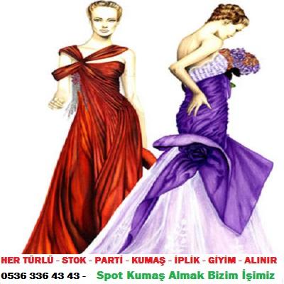 moda tasarım HER TÜRLÜ - STOK - PARTİ - KUMAŞ - İPLİK - GİYİM - ALINIR  0536 336 43 43 -    Spot Kumaş Almak Bizim İşimiz