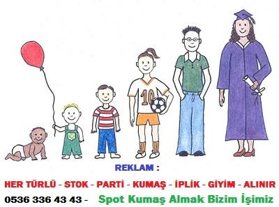 Çocuk Gelişimi HER TÜRLÜ - STOK - PARTİ - KUMAŞ - İPLİK - GİYİM - ALINIR  0536 336 43 43 -    Spot Kumaş Almak Bizim İşimiz