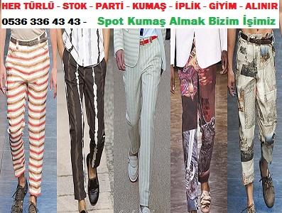 pantalon modelleri HER TÜRLÜ - STOK - PARTİ - KUMAŞ - İPLİK - GİYİM - ALINIR  0536 336 43 43 -    Spot Kumaş Almak Bizim İşimiz