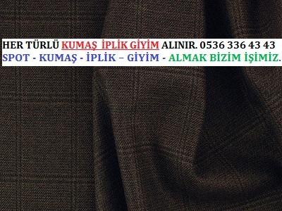 gabardin HER TÜRLÜ KUMAŞ  İPLİK GİYİM ALINIR. 0536 336 43 43