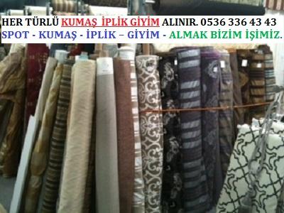 stok kumaş HER TÜRLÜ KUMAŞ İPLİK GİYİM ALINIR. 0536 336 43 43 - Türkiye Kumaş Fiyatları