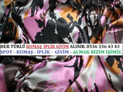 baskılı kumaş HER TÜRLÜ KUMAŞ  İPLİK GİYİM ALINIR. 0536 336 43 43
