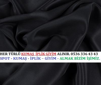 KREP KUMAŞ HER TÜRLÜ KUMAŞ  İPLİK GİYİM ALINIR. 0536 336 43 43
