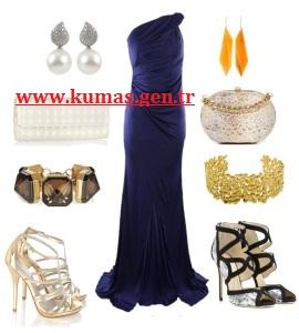 7 - Yazlık Elbise Modelleri