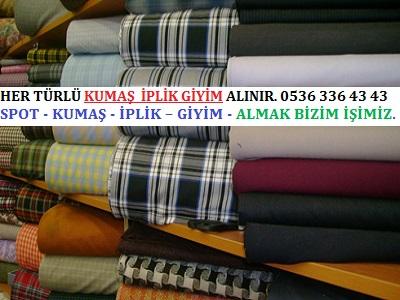 pamuklu kumaş HER TÜRLÜ KUMAŞ  İPLİK GİYİM ALINIR. 0536 336 43 43