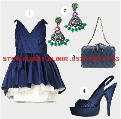 56 - Yazlık Elbise Tasarımları