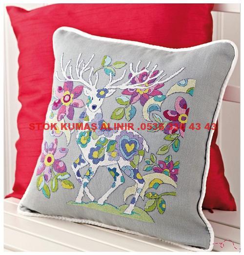3 - Dekoratif Yastıklar