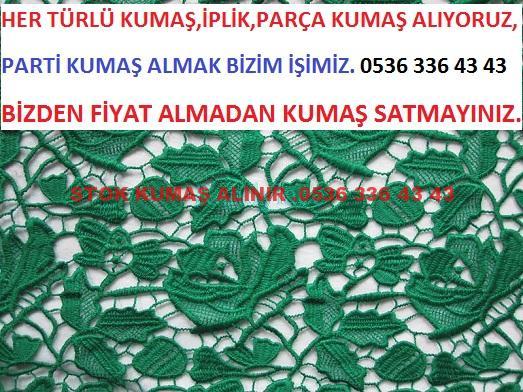 4 - Yeşil Kumaş Elbise